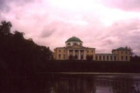 Усадьба в парке Александрино пережила нашествие упырей