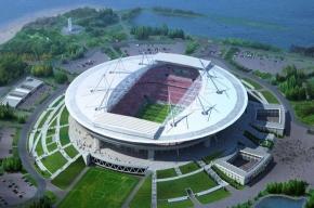 Строить стадион «Зенит» теперь будут круглосуточно