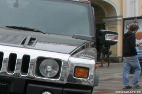Hummer станет китайским автомобилем