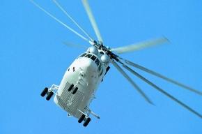 В Турции упал вертолет с россиянами