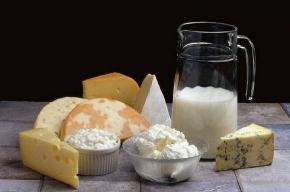 С петербургских прилавков исчезает белорусское молоко
