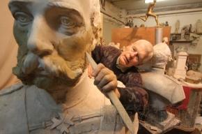Денег на восстановление бронзового бюста Александру II нет