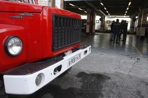 За выходные в Петербурге произошло 34 пожара