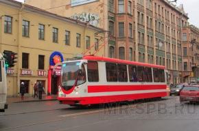 Трамваи №24, 27 и 55 изменят маршрут, а №47 – не будет ходить