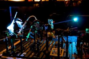 В планетарии играют «первобытные» музыканты