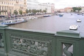 Неизвестный бросился с Аничкова моста