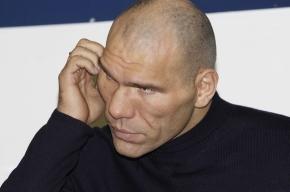 На «Битве супертяжеловесов» Николай Валуев будет почетным гостем