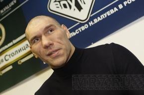 Николай Валуев – один из 78 лучших выпускников ВУЗов Петербурга