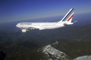 На борту самолета А-330 не было взрыва