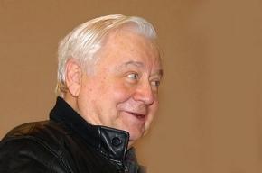 Олег Табаков ищет будущих звезд среди петербургских школьников