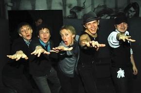 Группа Ready Freddy из Калининского района играет несерьезную музыку