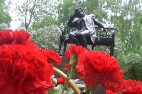 В Пушкине красиво отметили День рождения Пушкина
