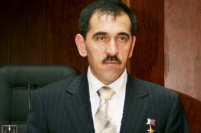 Террорист-смертник подорвал кортеж президента Ингушетии Юнус-бека Евкурова