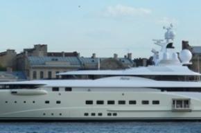 У Абрамовича будет новая яхта