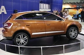 Кроссовер Lada обещают за 390 тысяч