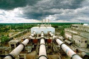 В Пикалево запустили завод «БазэлЦемент»