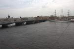 Фоторепортаж: ««Большая регата» прощается салютом. Благовещенский мост будет перекрыт»
