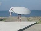 В Лахте в выходные соревновались виндсёрферы: Фоторепортаж