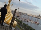 Фоторепортаж: ««Мир» и море в Петербурге»