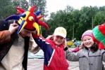 На Ивана Купалу в Колпино повеселились без купания: Фоторепортаж