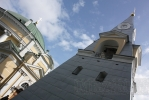 Фоторепортаж: «Кто испек «Кулич и пасху» на проспекте Обуховской обороны»