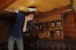 Фоторепортаж: «На паруснике «Штандарт» вывесили баннер «запрещено»»