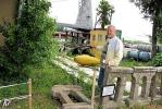 Фоторепортаж: «Музей «Морская Стрельна» переходит под крыло частников»