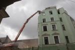 Попрощаться с домом на Малой Морской можно на нашем сайте: Фоторепортаж