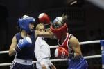 В полуфиналы женского турнира по боксу пробилось 13 россиянок: Фоторепортаж
