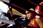 На Зимнем стадионе определились боксерши-финалистки: Фоторепортаж