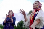 Фоторепортаж: «На Ивана Купалу в Колпино повеселились без купания»