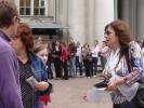 У Эрмитажа спекулируют входом в музей: Фоторепортаж