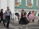 Фоторепортаж: «У Эрмитажа спекулируют входом в музей»