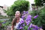Уникальный сад во дворе на улице Олеко Дундича могут перекопать: Фоторепортаж