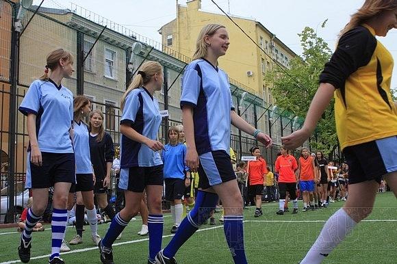 В воскресенье Женская лига определит четвертьфиналисток: Фото