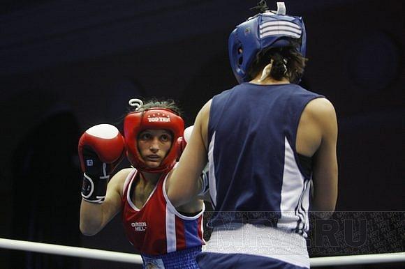 В полуфиналы женского турнира по боксу пробилось 13 россиянок: Фото