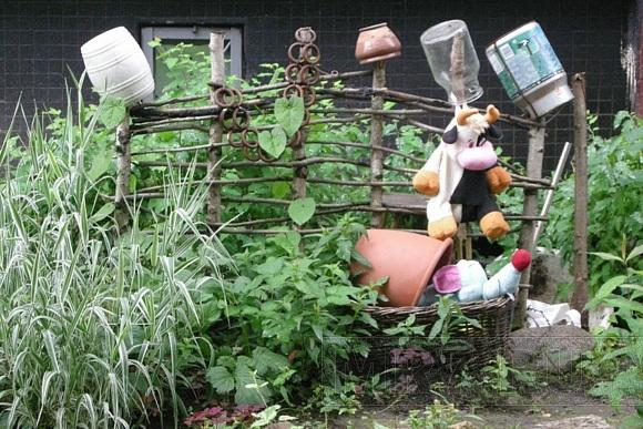 Сад цветов на Гражданском проспекте - лучший в районе: Фото