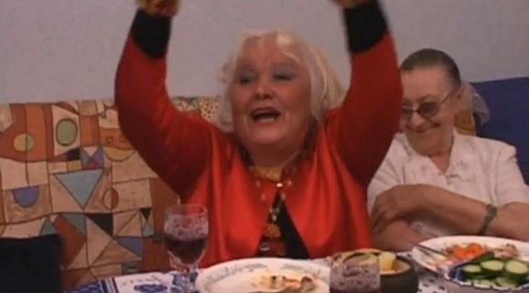 Питерские старушки на разогреве у Бритни Спирс: Фото