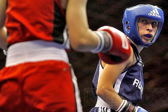На Зимнем стадионе определились боксерши-финалистки: Фото