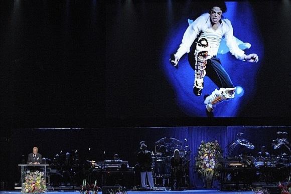 Возвращение Майкла Джексона или последнее шоу Короля: Фото