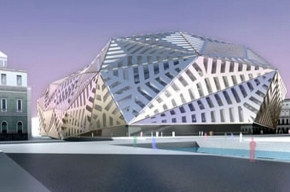 Архитектор Мариинки-2 определен