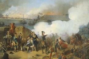 Петербург будет отмечать 300-летие Полтавской битвы два дня