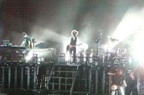 Linkin Park выступят сегодня в Петербурге