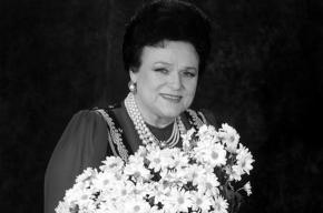 Сегодня похороны Людмилы Зыкиной