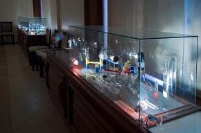 Музей оптики: от свечи до лазера
