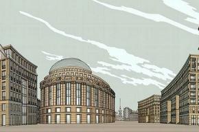 Дворец танцев Бориса Эйфмана будут разрабатывать архитекторы из Нидерландов