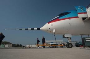 Sukhoi Superjet-100 совершил первый полет