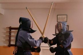В Артиллерийском музее самураи дают мастер-классы