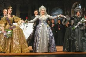Сегодня в Петербурге – мировая премьера оперы «Царица»