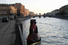 Штраф за распитие пива на улице могут увеличить до 500 рублей